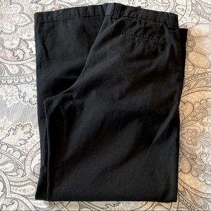 Men's GAP Stress Free Flat Front Pants